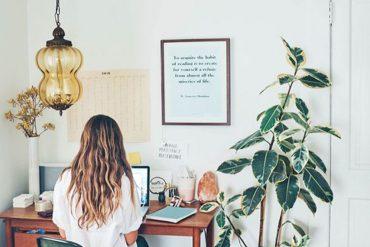 Jak zorganizować pracę w domu, żeby nie pochłonęła nam każdej wolnej chwili?