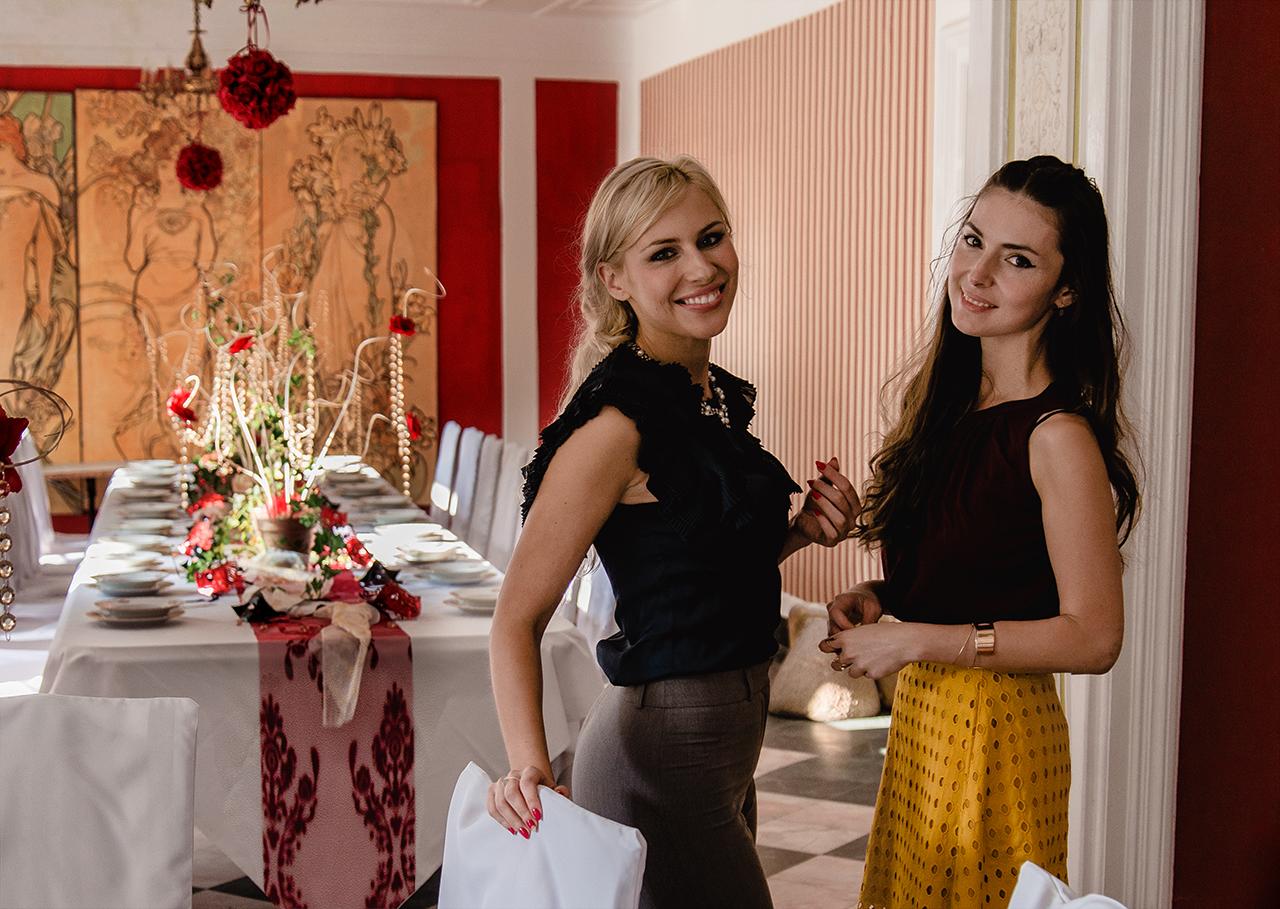 Przyjęcie biznesowe w Pałacu Drwalew oraz 8 wskazówek jak podejść do organizacji imprezy firmowej 25