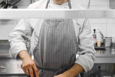Łukasz Budzik, szef kuchni restauracji Mennicza Fusion